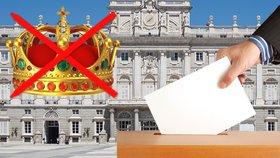 Studenti se bouří proti monarchii. Univerzity ve Španělsku chystají referendum