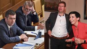 """ANO dohání """"vlčáci"""", KSČM a ČSSD na Titaniku, Topka na dně: Špatné zprávy z průzkumu"""