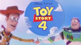 Toy Story 4: Příběh hraček trailer – Pixar a Disney zveřejnily první ukázku