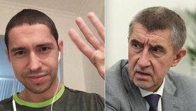 """Babiš junior má vážné problémy, tvrdí advokát. Vyšetřování """"únosu"""" na Krym je na mrtvém bodě"""