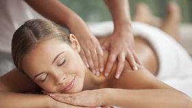 Špatná masáž vám může uškodit! Jak si vybrat správného maséra?