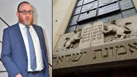 Rabín pořádal v synagoze disco večírky. Ničil při nich pozůstalost po obětech holokaustu