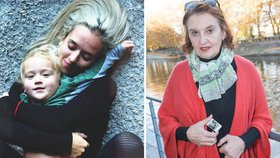 Manželka Kluse Tamara mudrovala o pubertě: Holubová si rázně přisadila