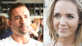 Plekanec před novináři: Studuju kanadské právo! Kvůli rozvodu s Vondráčkovou