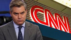 CNN jde do války s Bílým domem. Zrušení zákazu pro reportéra se domáhá u soudu