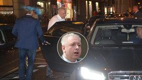 Exministr Chovanec měl bouračku: Skončil v nemocnici! Odnesly to jen plechy, tvrdí