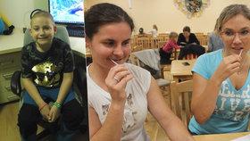 Adámkovi (8) ze Zlínska zjistili akutní leukémii: Sousedé vybrali tisíce, hledají i dárce kostní dřeně