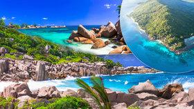 Seychely: Unikátní příroda a pláže, které nemají konkurenci!