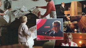 Elton John v dojemné vánoční reklamě: To musíte vidět!