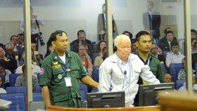 Zabili téměř 2 miliony lidí. Poslední vůdci Rudých Khmerů dostali doživotí za genocidu