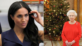 Drsný vánoční zákaz pro těhotnou Meghan! Proč nesmí otevírat dárky?