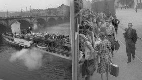 Když výlet do přírody znamenal dojet na konečnou tramvaje: Jak se rekreovali Pražané před 100 lety?