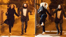 Rozjuchaný Genzer po přenosu StarDance: S přítelkyní v noci tančil na ulici!