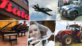 ANKETA: Vyberte největší ikonu českého průmyslu!
