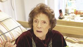 Vlasta Chramostová dostala doktorát: Titul jí byl udělen v 92 letech!