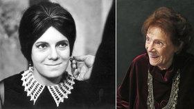 Zemřela herečka Vlasta Chramostová (†92). Zazářila ve Spalovači mrtvol
