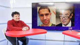 Džamila Stehlíková se rozohnila kvůli Babišovi ml.: Cestou na Krym mu šlo o zdraví