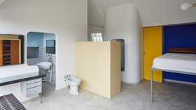 Nádhera! Pařížský domov Le Corbusiera je znovu přístupný veřejnosti