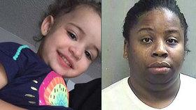 Zrůdná pečovatelka zabila holčičku (†2): Bila ji páskem a pálila zadeček