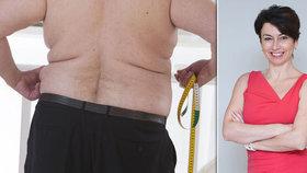 Trenérka varuje: Obezita zkracuje život o 7 let! Stačí se přitom hýbat aspoň 4 hodiny týdně