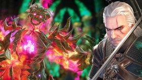 Mlátička SoulCalibur VI uchvátí ultrarychlými souboji se zajímavými rváči, dostaví se i Geralt z Rivie