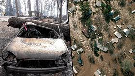 Na Kalifornii se valí další katastrofa. Po požárech hrozí povodně a sesuvy půdy