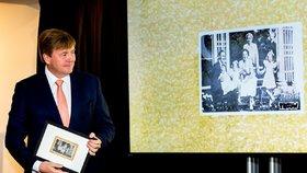 Muzeum Anny Frankové má novou podobu. Slavnostně ho otevřel nizozemský král