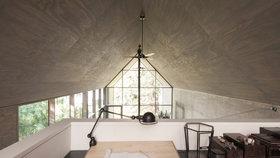 Minimalistický domov pro pár, který miluje stromy a malé věci