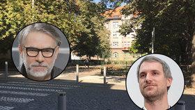 """""""Hřibův slib o milionu stromů pro Prahu je nereálný,"""" říká architekt milionářů Máslo"""