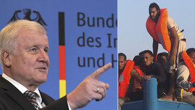 Německo nebude vracet Syřany domů. Není tam bezpečno, tvrdí Seehofer