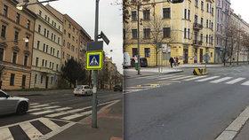 Důležitá spojnice Prahy 6 a Prahy 7 se kvůli chodcům zúží. Čekají Pražany dopravní problémy?