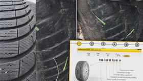 Sjeté pneumatiky zmařily 3 životy: Takhle jednoduše se dá tragédii předejít!