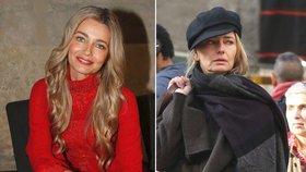 Bývalá topmodelka Pavlína Pořízková bez make-upu: Teď už věk nezapře