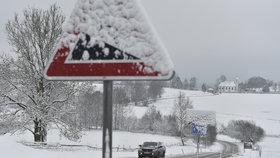 Česko sevřou silné mrazy. Teploty spadnou až k -16 °C, varují meteorologové