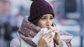 Alergie může udeřit i v zimě! Víme, jak ji poznáte i jak ji můžete léčit