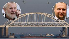 Monstrproces, pštrosí politika. Politici se rozjeli kvůli konfliktu v Azovském moři