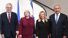Zemana naštvali Petříček, kníže a Zaorálek. Kvůli článku o Izraeli a nároku Palestinců