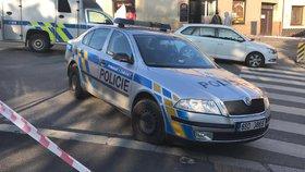 Auto v Čáslavi srazilo 3 děti: Řidič si patrně neoškrábal přední sklo