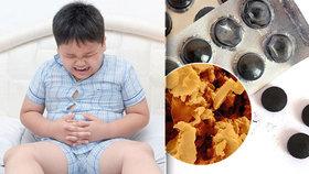 Odbornice na otravy dětí: Aktivní uhlí v lékárničce je nutnost! Víte, že dříve bylo z kostí?
