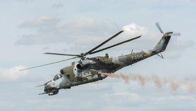 Sedm mrtvých po havárii vrtulníku. Při vojenských manévrech spadl ve Venezuele