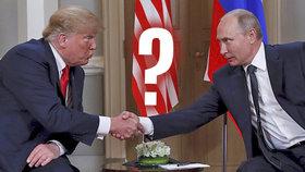Trump zrušil schůzku s Putinem v Argentině: Oznámil to na Twitteru