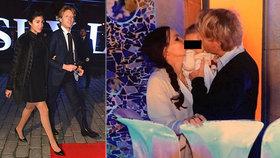 Miliardář Janeček slavil s »kněžkou« Liliou a dcerou! A co manželka?