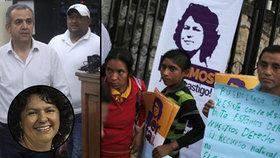 Bojovala proti stavbě přehrady, šéf firmy ji dal zavraždit: Pachatele čeká až 50 let vězení