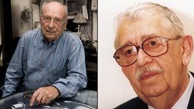 Předzvěst smrti? Stanislav Zindulka (†86) a Vlastimil Brodský byli zvláštně propojeni