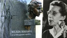 Milada byla trnem v oku nacistům i komunistům! Česká bojovnice se narodila před 117 lety