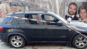 Zapálené BMW Dědíka ze StarDance: Z vyjádření policie mrazí! Byl to útok