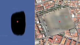 Únoscův dům, jaderná elektrárna či mizící ostrov: 10 tajných míst, které na Google mapách nenajdete