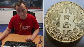 Bitcoin se propadl o statisíce. Miloslav má tipy pro investice do kryptoměn