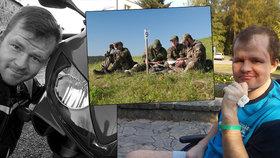 Vojáka Karla zmlátili dva muži v hospodě: Skončil s poškozeným mozkem odkázán na péči maminky
