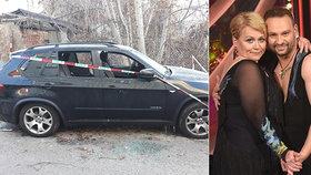 Marek Dědík ze StarDance o zapálení jeho BMW: Z okna to viděli!